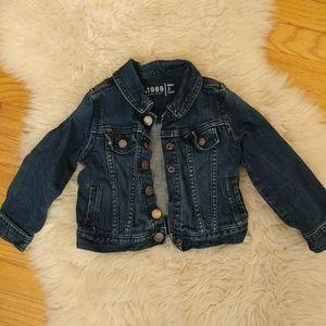 Baby Gap classic 1969 Jean jacket